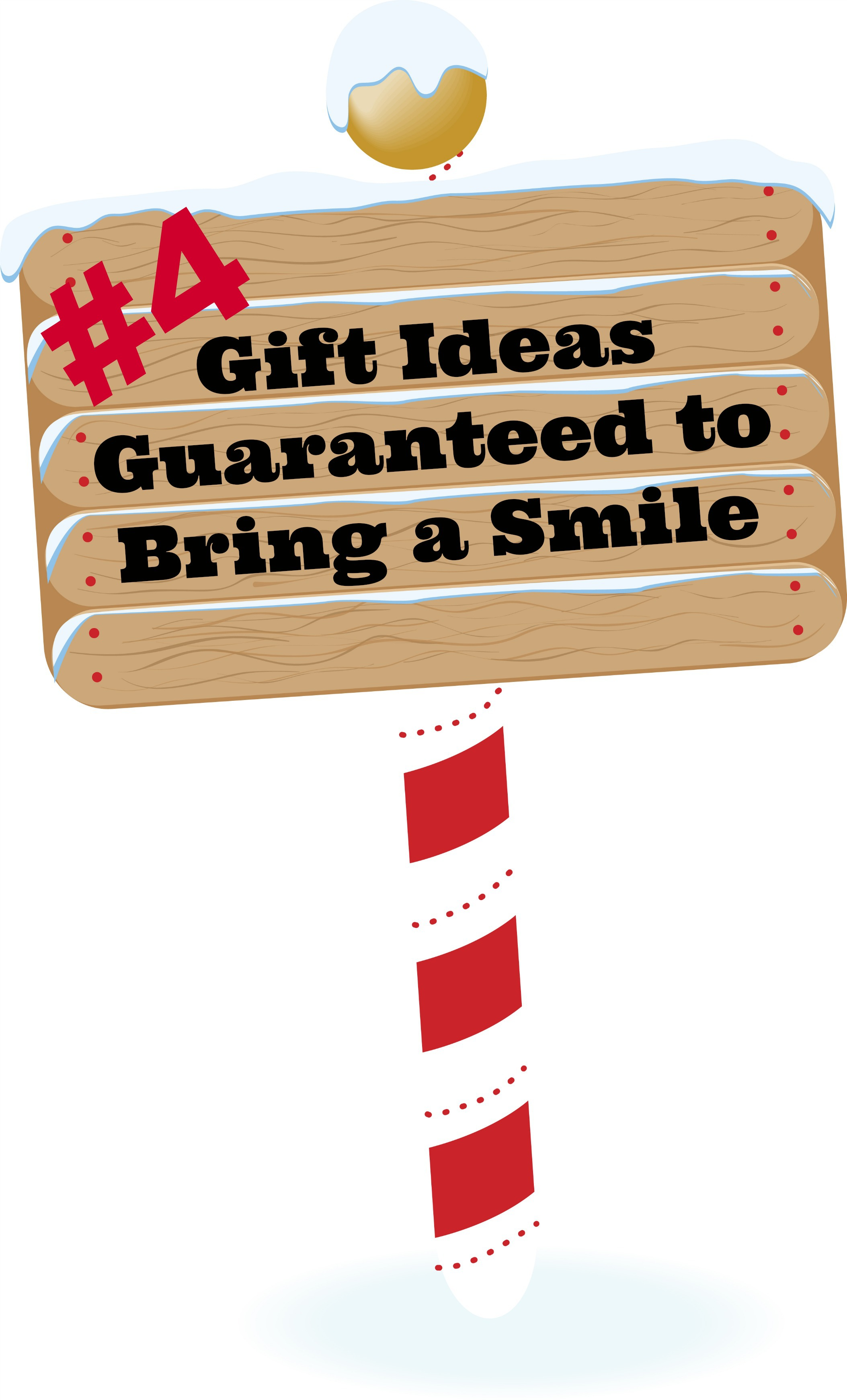 Gift Ideas Guaranteed to Bring a Smile – Idea 4