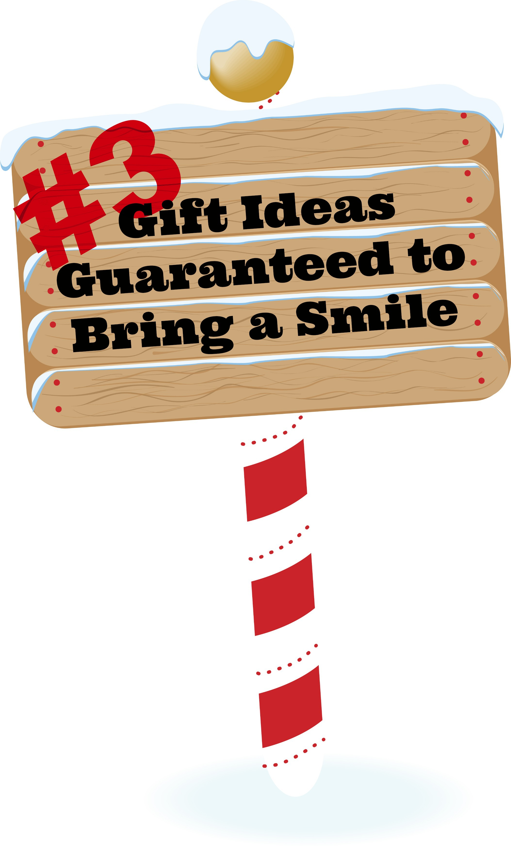 Gift Ideas Guaranteed to Bring a Smile – Idea 3