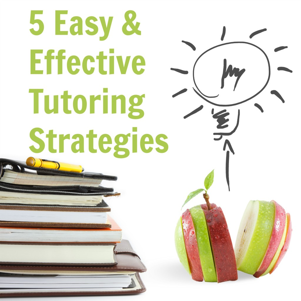 5 Easy and Effective Tutoring Strategies