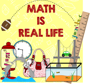 Math is Real Life Link-up