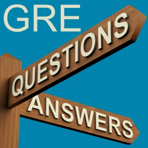 FAQ about Taking the GRE