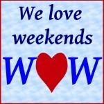 we love weekends linkup