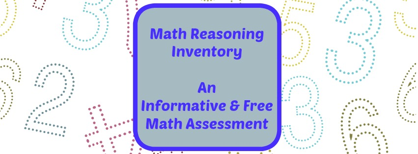 MRI - Informative and Free Math Assessment