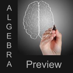 Algebra Preview